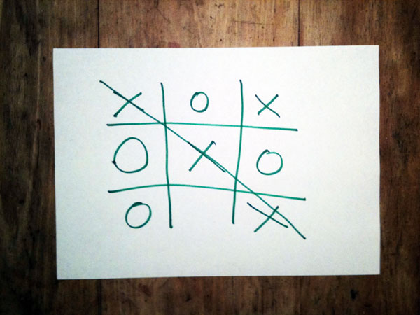Slide 16: Noughts and Crosses